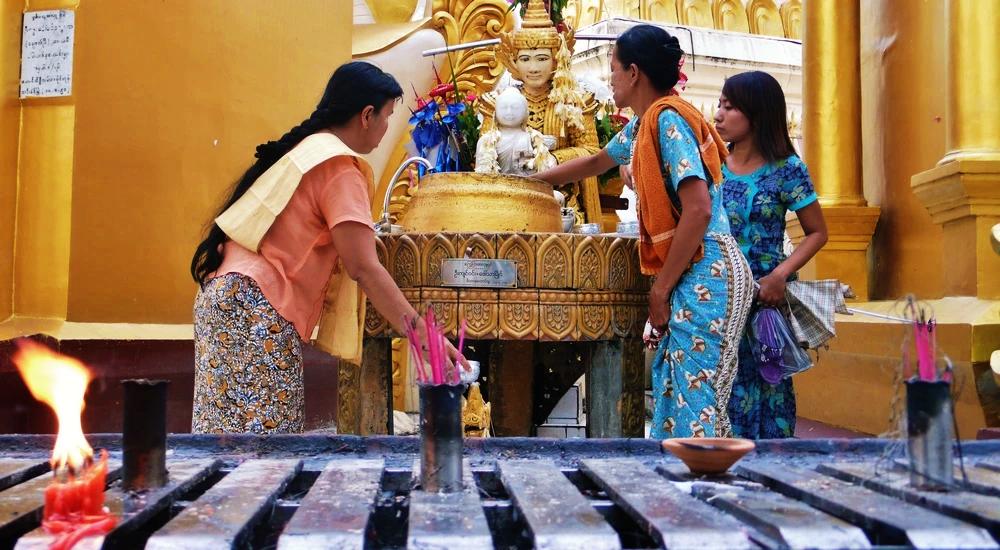 Paya Shwedagon Rangon