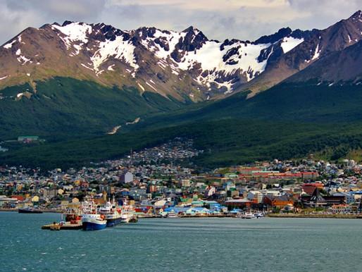 Ushuaïa, au bout du Monde en Argentine