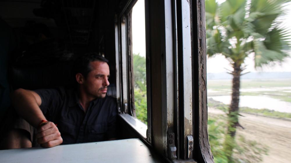 Voyage en Train Bangladesh Dhaka Srimangal