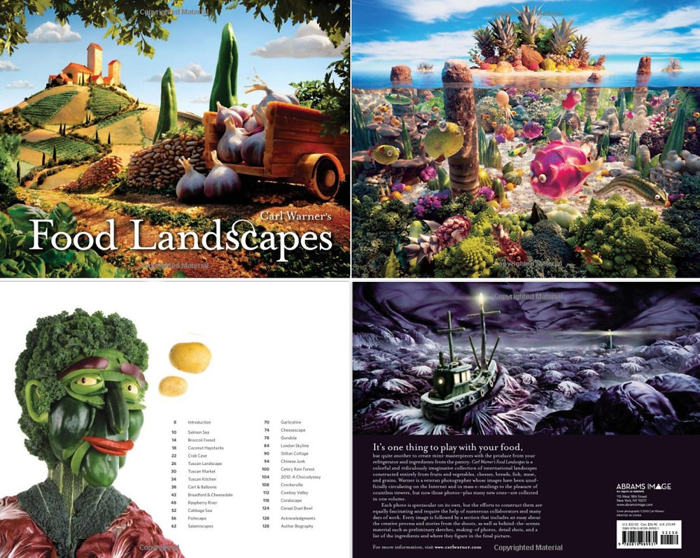livre photo foodscapes carl warmer