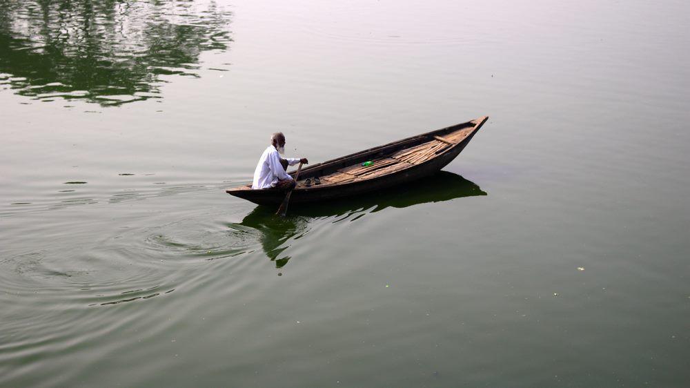 bateaux Dhaka Bangladesh