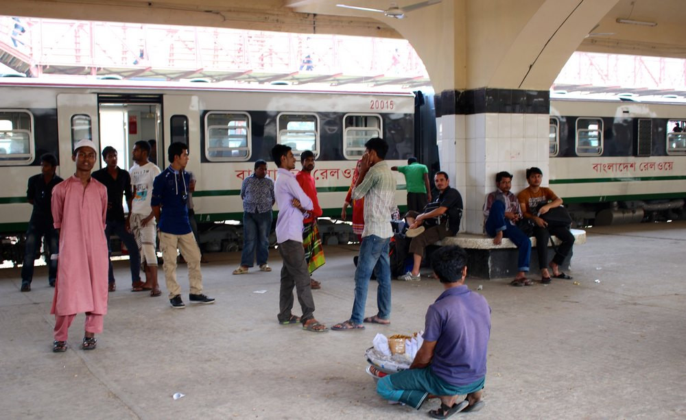 gare de dhaka bangladesh