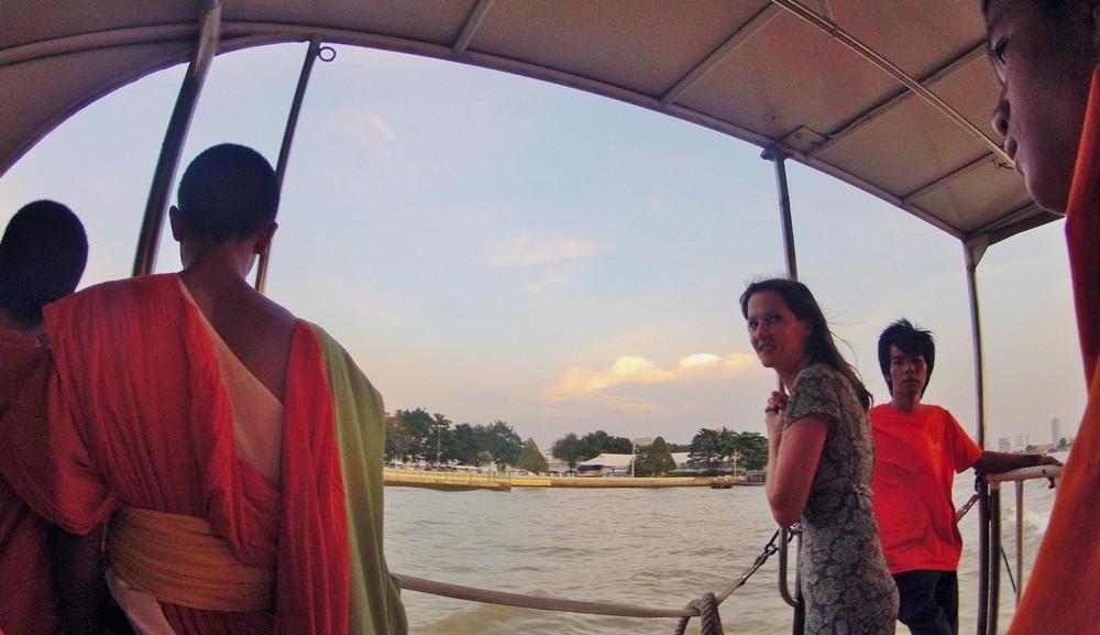 Bangkok bateau moines
