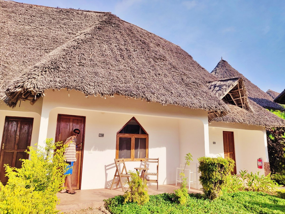Sandies beach hotel Nungwi à Zanzibar