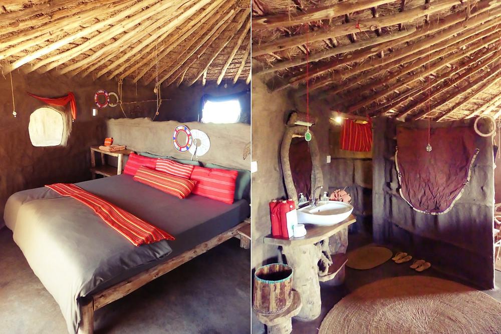 dormir village maasai