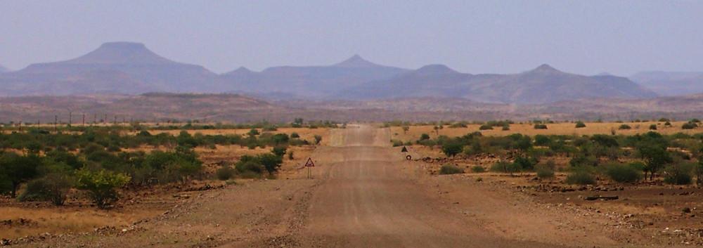 Twyfelfontein route