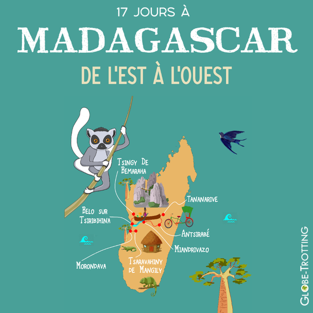 2 semaines à Madagascar