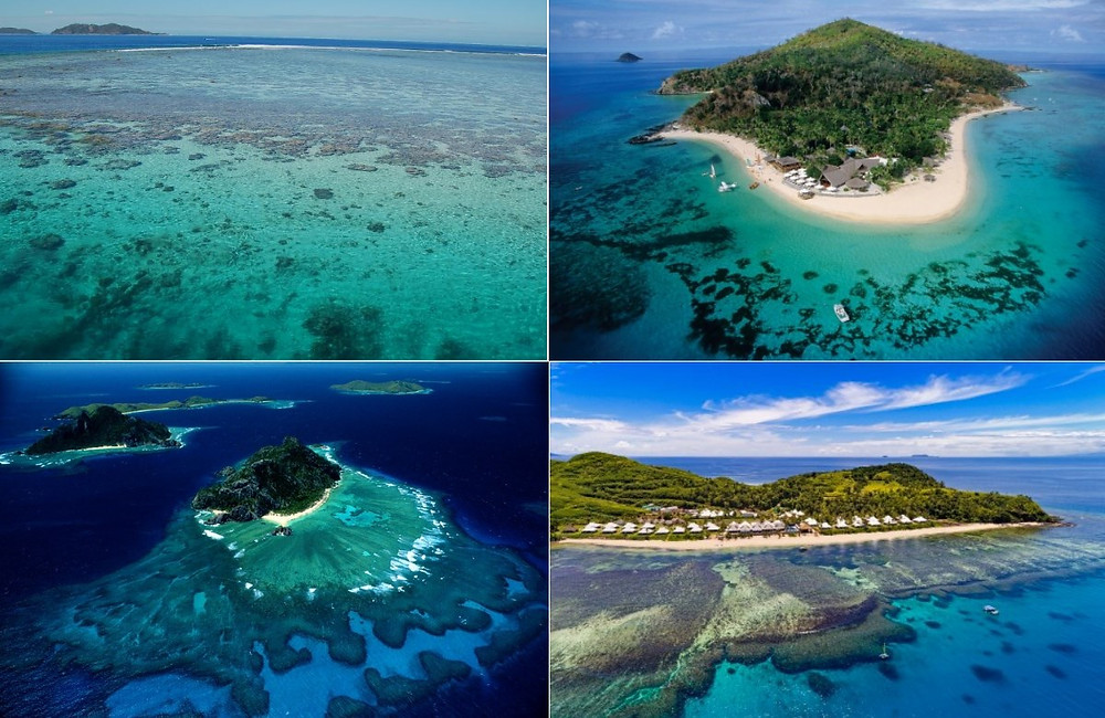 Mamanuca aux îles Fidji