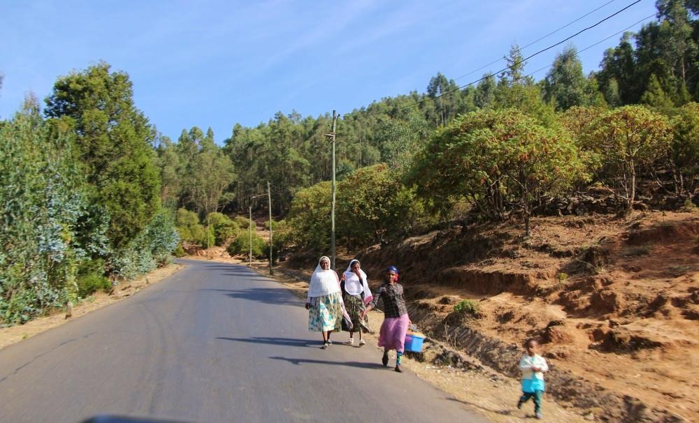 Addis Abeba Entoto