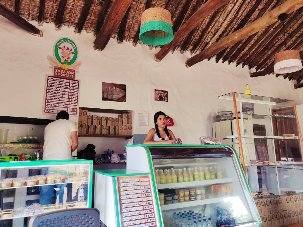 Café Guane Colombie