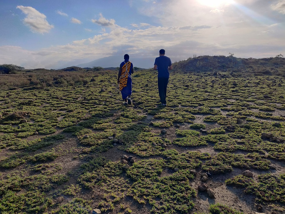 marche Maasaï guidée