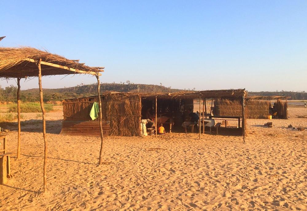 gargotte Tsiribihina Madagascar