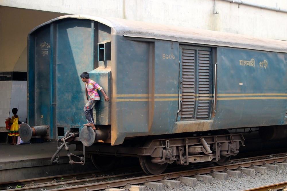 train Gare Dhaka Bangladesh