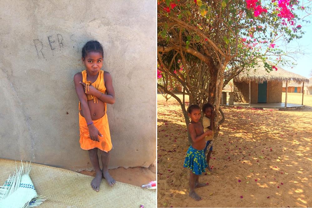 enfants Tsaravahiny de Mangily