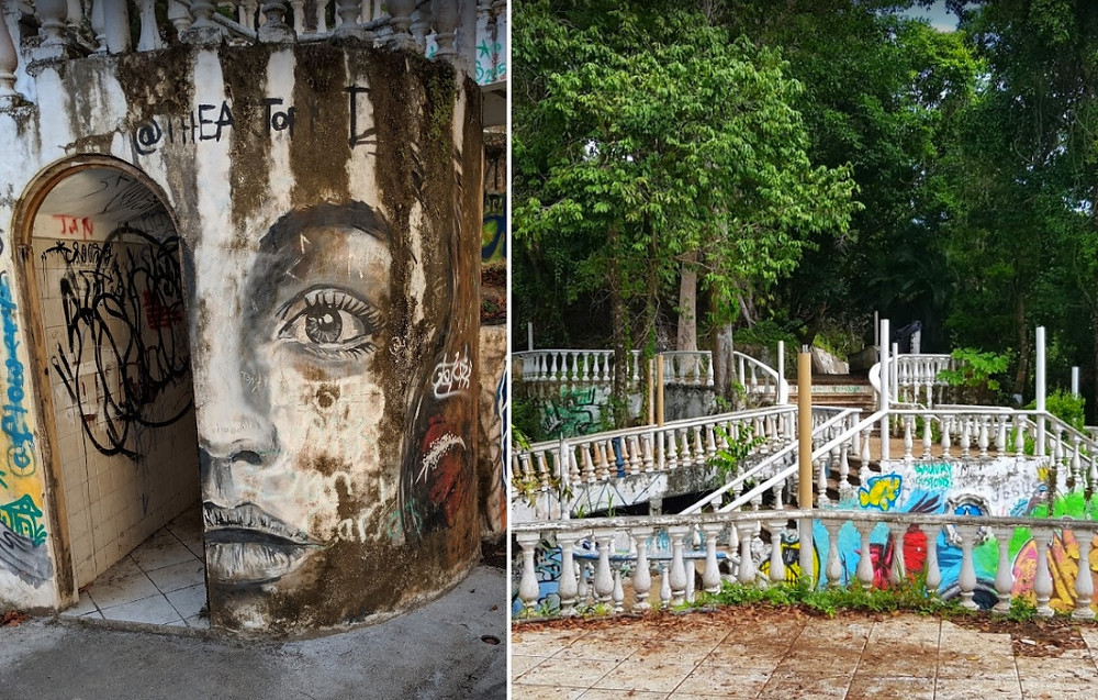 street art el miro jaco costa rica