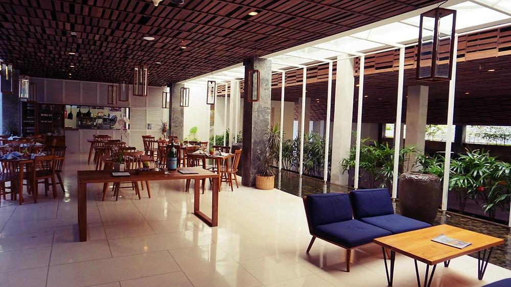 restaurant villa Bukit Uluwatu