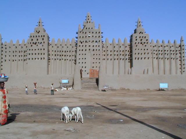 grande mosquée du mali
