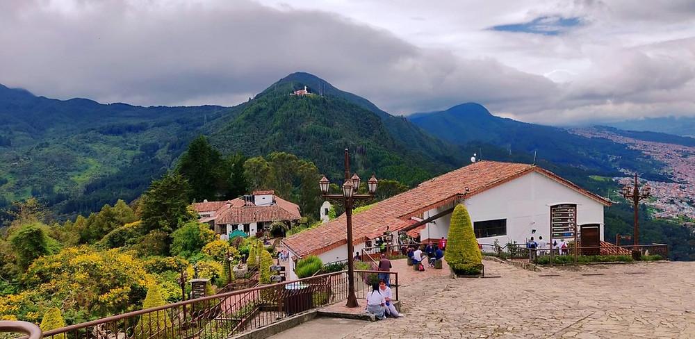 colline Monserrate Bogota