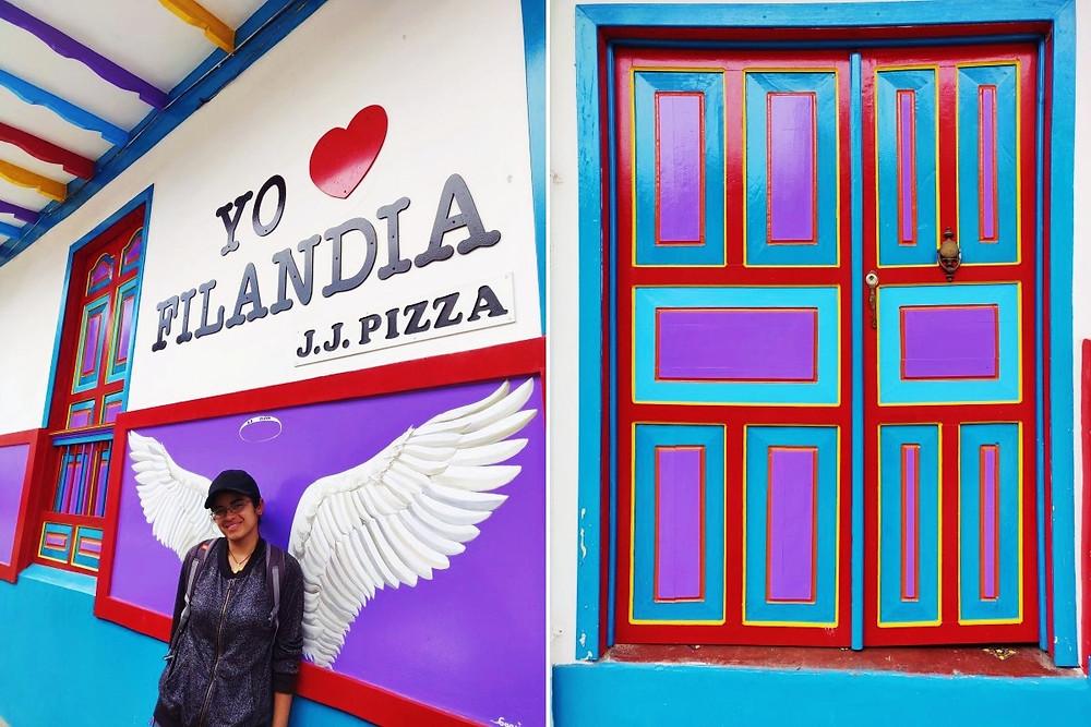 Yo quiero Filandia Colombie