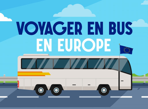 Voyager en bus en Europe