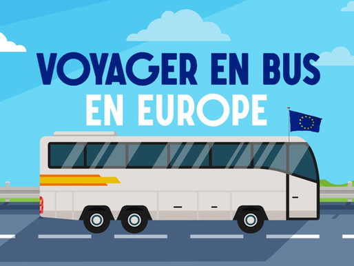 Voyager en bus en Europe