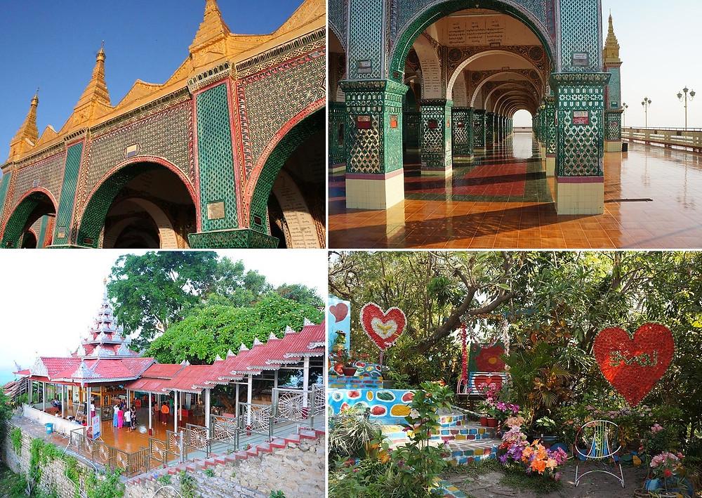 Pagode Sutaungpyei Mandalay