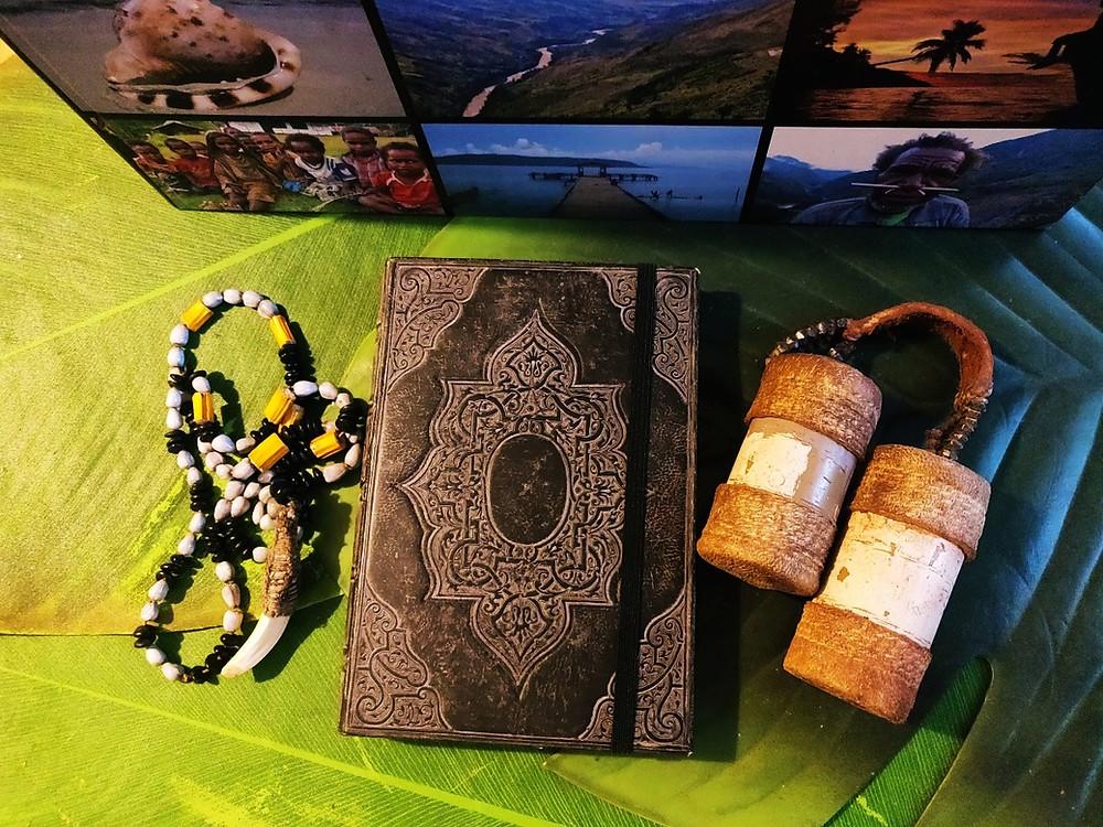 Carnet de voyage Papouasie