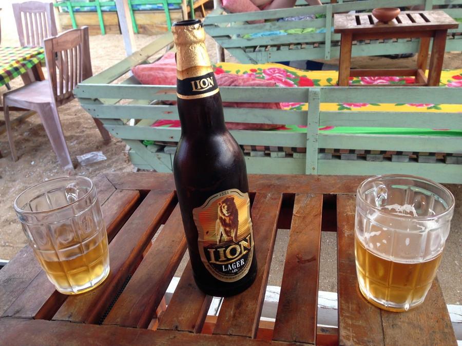bière Unawatuna sri lanka