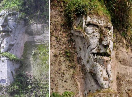 Le visage du diable en Equateur
