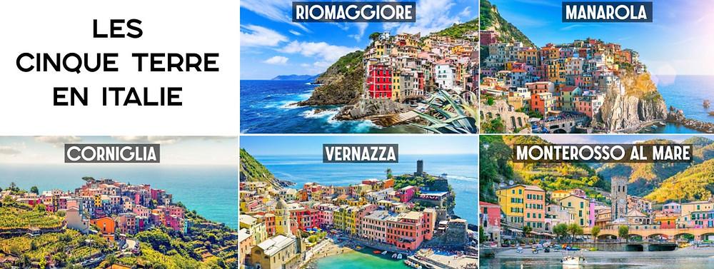 photos villages Cinque Terre