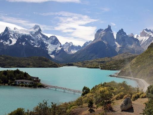 De Torres del Paine à Puerto Natales au Chili (Patagonie)