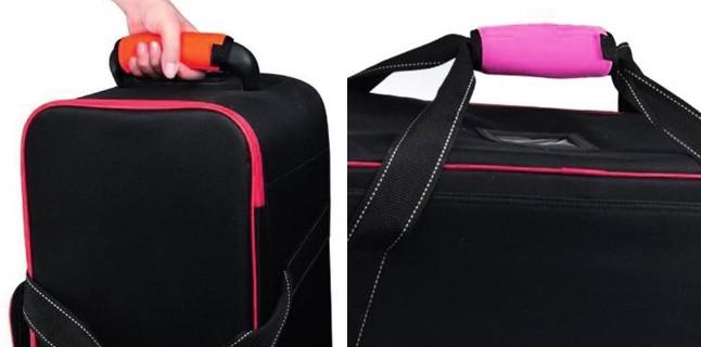 couvre poignée valise