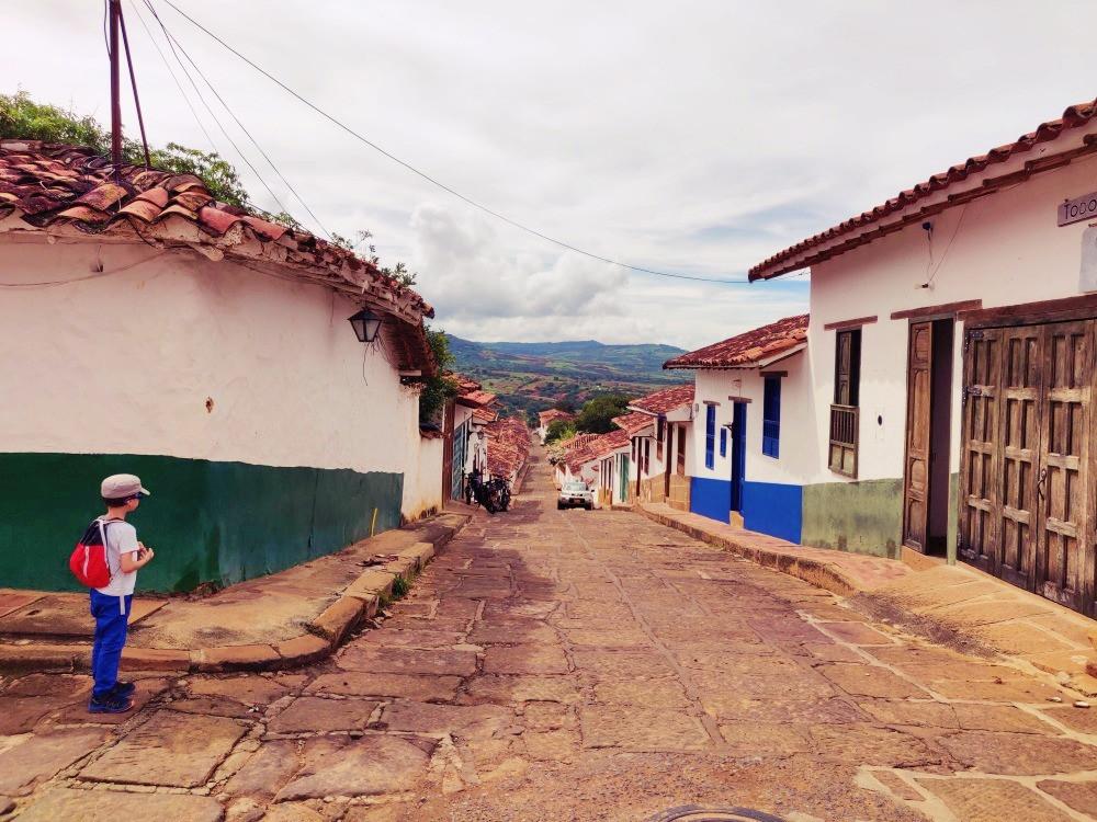 Visiter Barichara Colombie