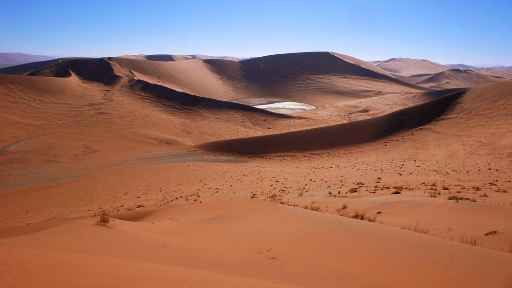 mer de sable sossusvlei