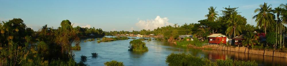 don det laos panoramique