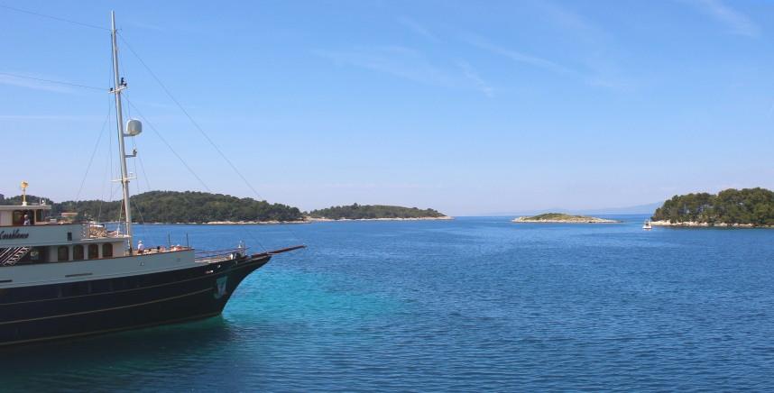 Crosière à Hvar en Croatie