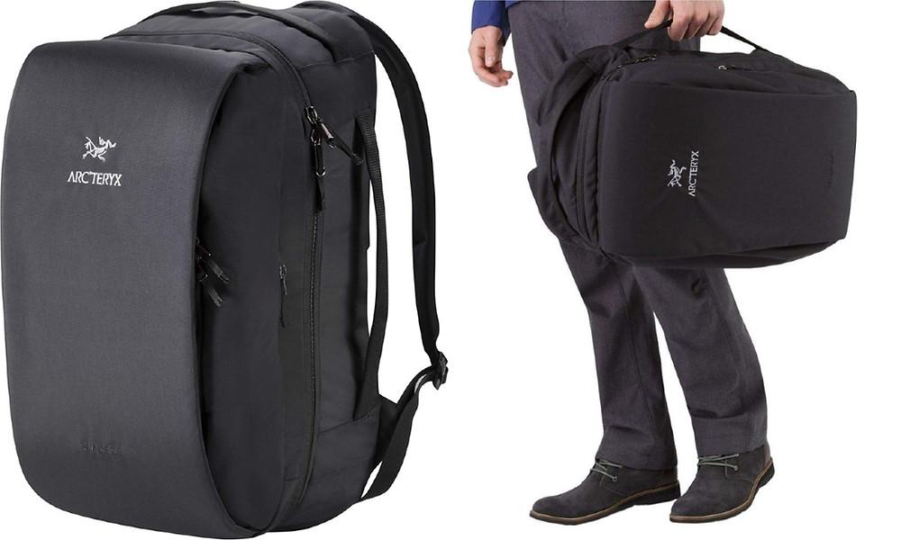 sac à dos 2 marque Arc'teryx