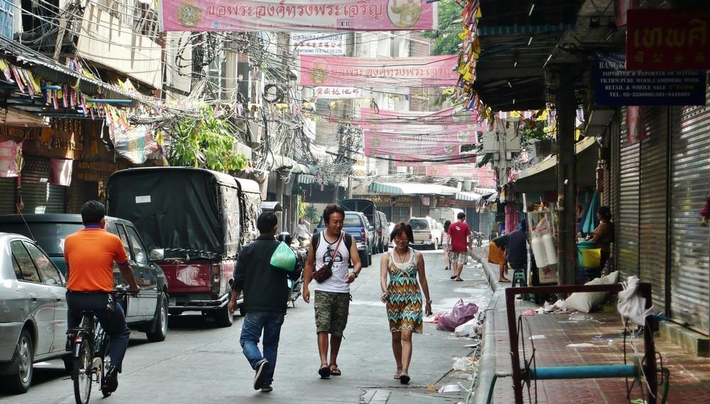 Bangkok itinéraire voyage Thailande