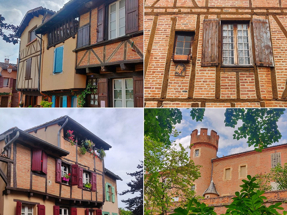 Bourg Albi vieille ville
