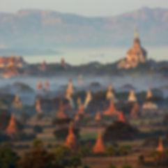 Itinéraire Asie Sud Est Bagan Birmanie