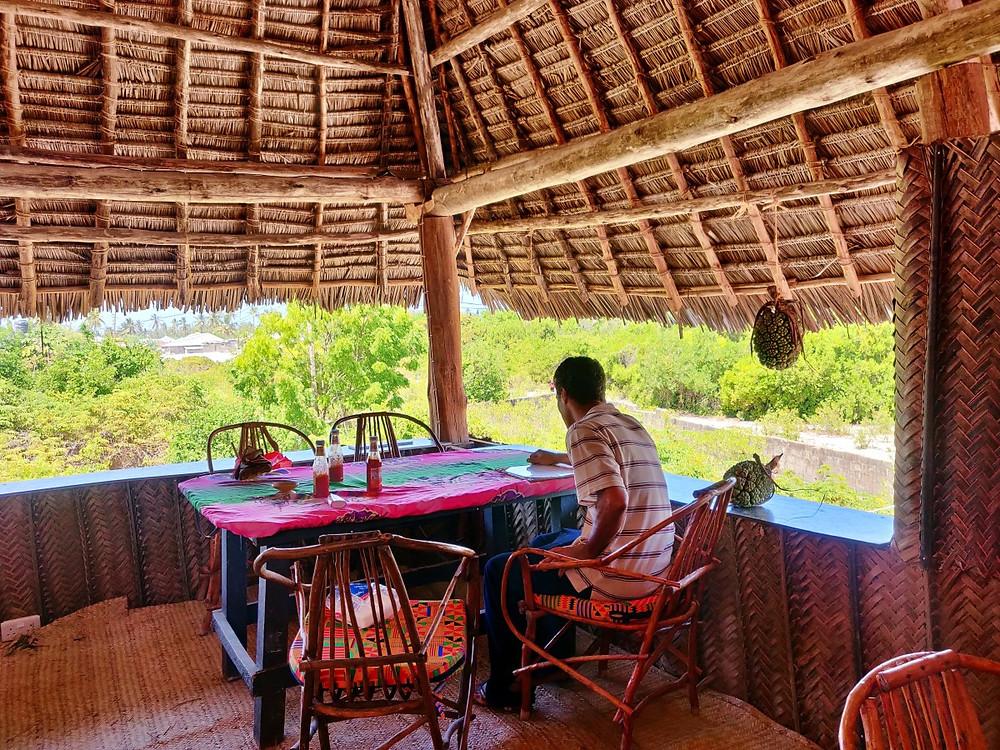 restaurant Matemwe