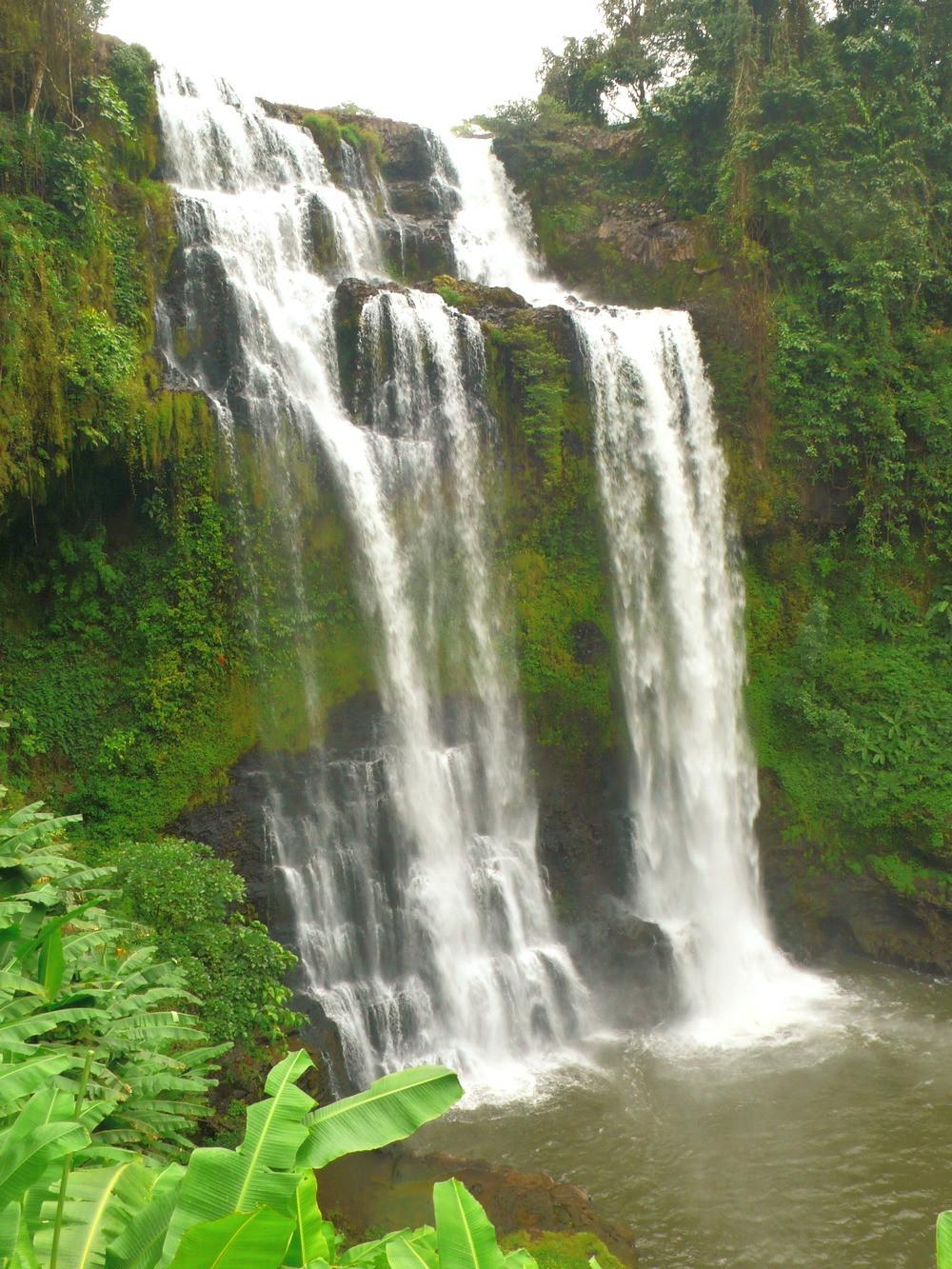 Tad Lo Cascades