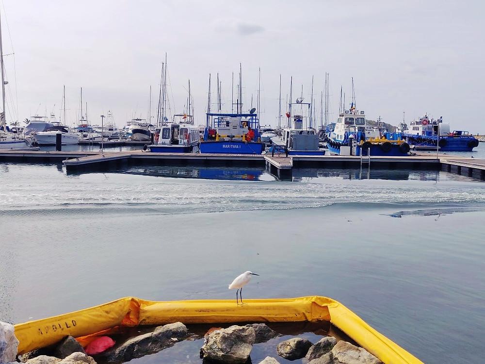 Port Santa Marta Colombie