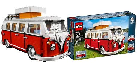 Campervan Lego