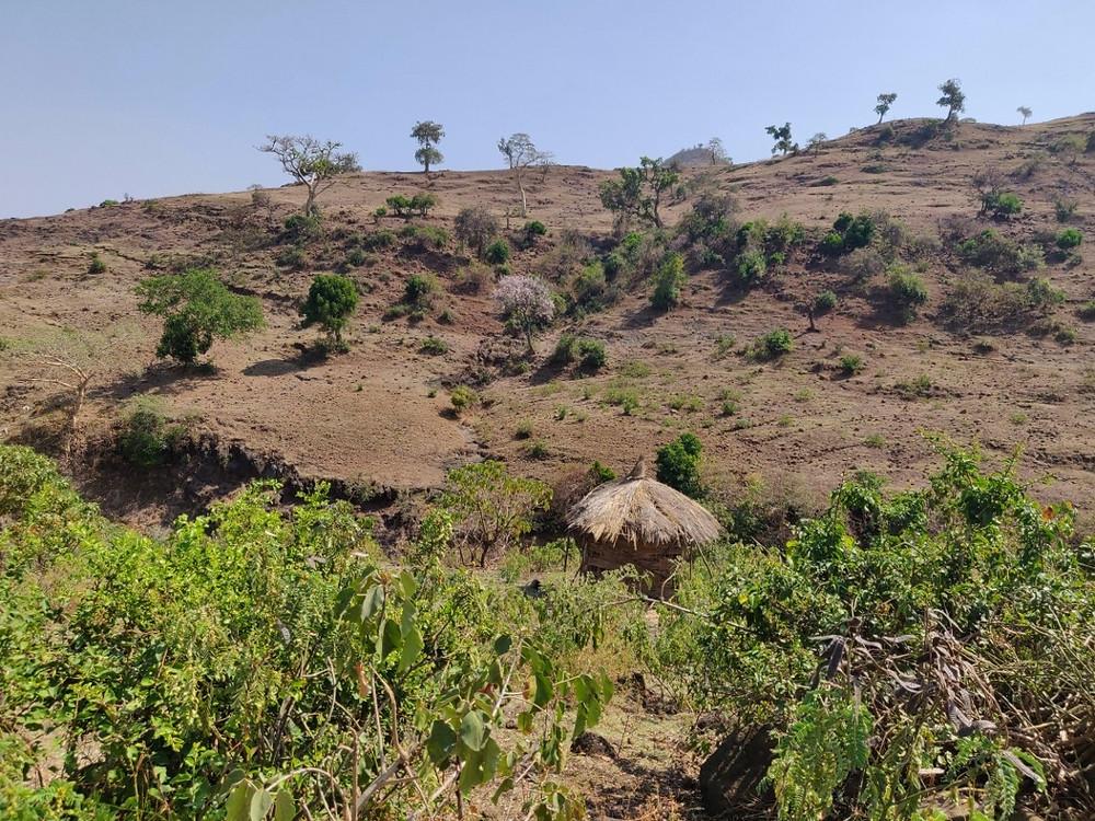 blue nile camping ethiopie