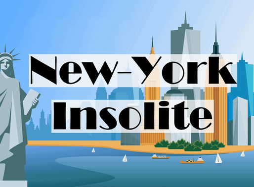 New-York Insolite : 10 choses à faire