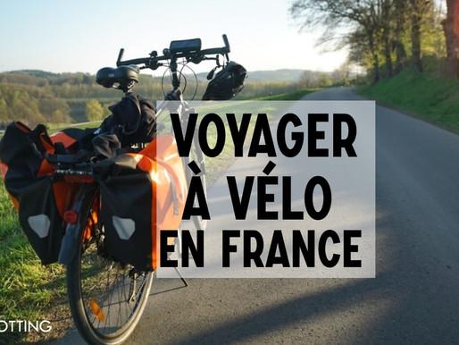 Voyager à vélo en France : les préparatifs
