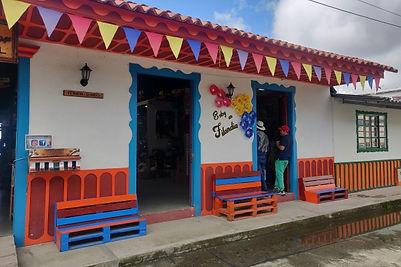 Filandia Voyage Colombie