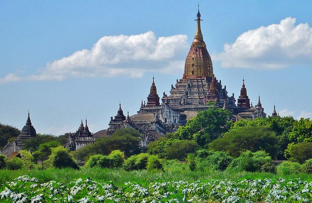 Bagan Ananda Temple