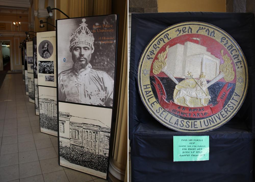 Musée ethnographique Addis Abeba